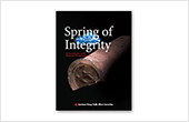 "Publication of ""Spring of Integrity"""