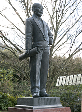 Hirose Memorial Museum Traces the History of an Industrialist in the Meiji Period